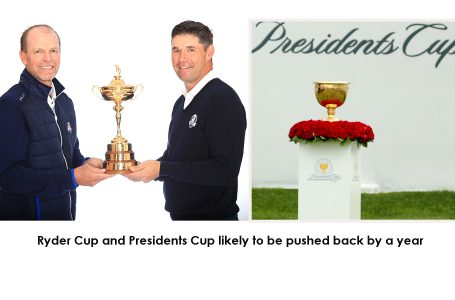 Ryder Cup postponement likely today; Presidents Cup may move to 2022