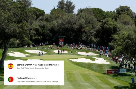 European Tour confirms events in Spain And Portugal