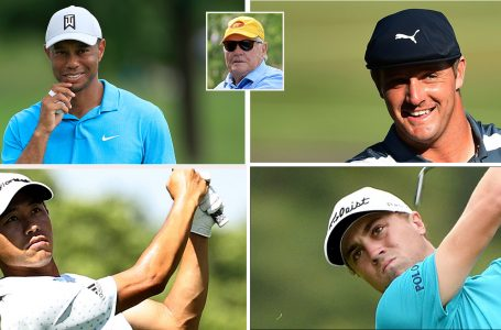 Nicklaus on Woods, Bryson, JT and Morikawa