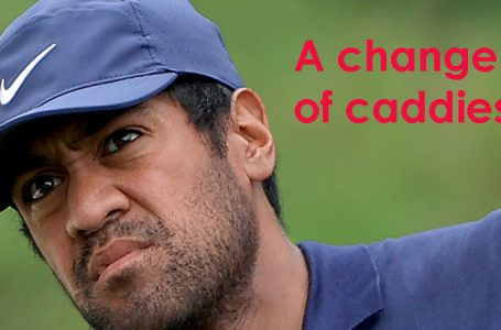 Out goes long-time caddie for Finau; in comes friend-cum-instructor