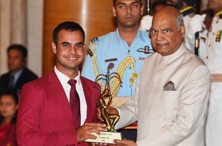 Arjuna Award winners – Indian golf