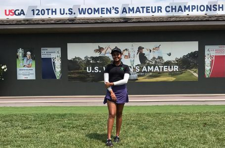 16-year-old Anika first Indian to tee off at US Women's Amateur golf