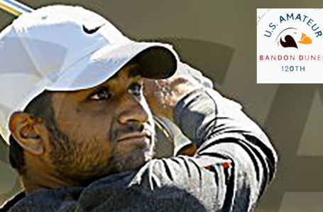 With his lucky University coach on the bag, Gupta enters Round of 32 in US Am