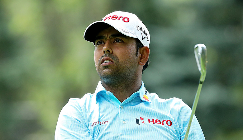 Lahiri finishes T-39 as Grace grabs a win for his father in Puerto Rico