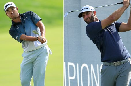 Johnson seeks 2-in-2; Matsuyama seeks first win in 3 years; Rory awaits first baby & BMW heads for tight finish