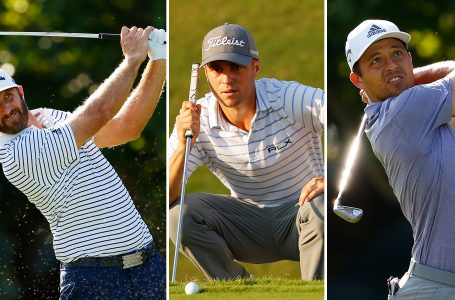 Johnson close to capping a huge season with TOUR Champs and FedExCup