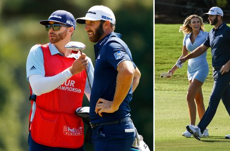Winning the FedExCup means more than money it brings, says DJ