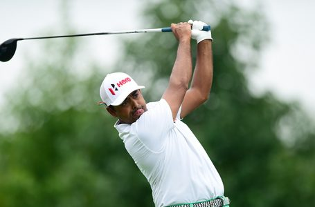 Lahiri rides a roller-coaster but moves into Top-10 at Valero Texas Open