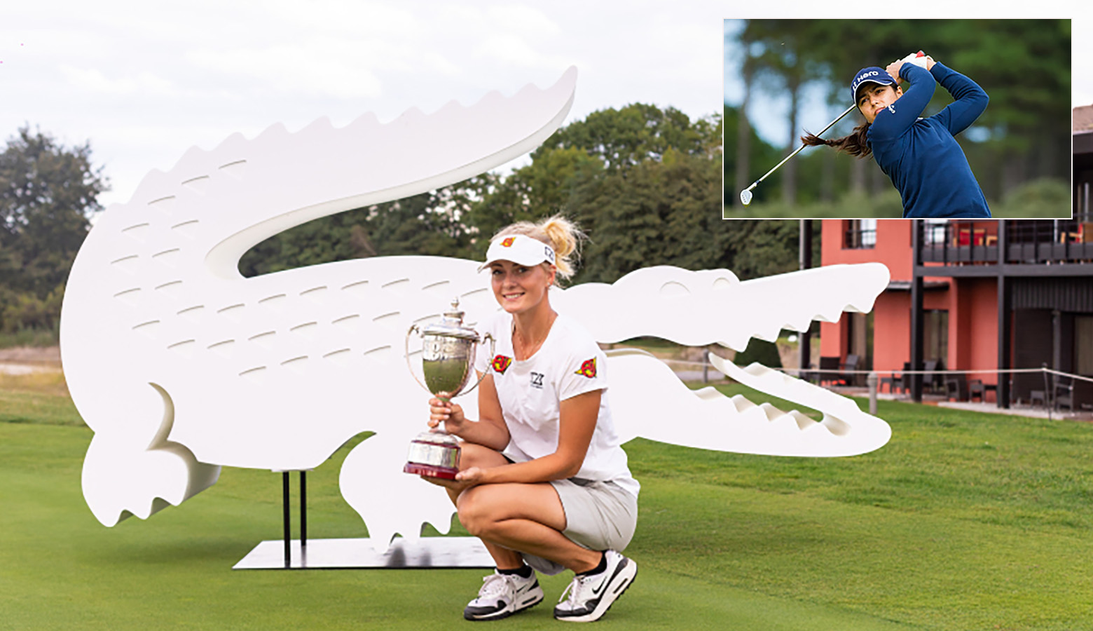 Tvesa falters in final round, finishes Tied-10th at Open de France