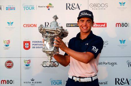 South African Higgo grabs a maiden European Tour win in Portugal