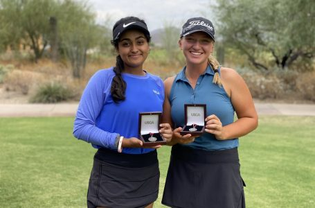 Indian teen Anika shows liking for big stage, qualifies for US Women's Four-ball in 2021