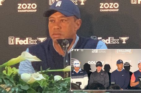 Woods confirms title defence at Zozo Championship @ Sherwood