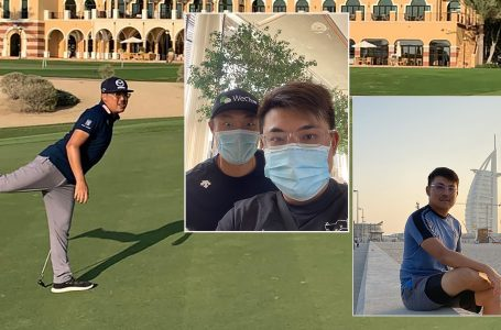 Nicholas Fung uses time-off from competition with coaching stint in Dubai, writes Calvin Koh