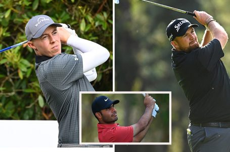 Sharma comfortably makes cut at BMW PGA in Wentworth; Fitzpatrick, Lowry lead