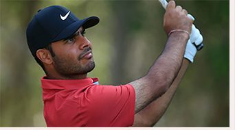 Solid start for Shubhankar Sharma in Madrid; McGowan leads