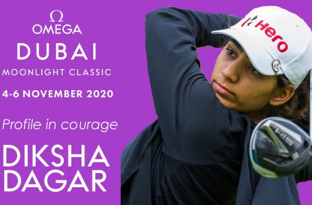 "Gutsy Diksha says ""golf is the anchor in her life"" as she gets ready for Dubai"