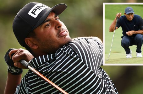 Colombian Munoz leads as Woods struggles at Zozo Championship @ Sherwood