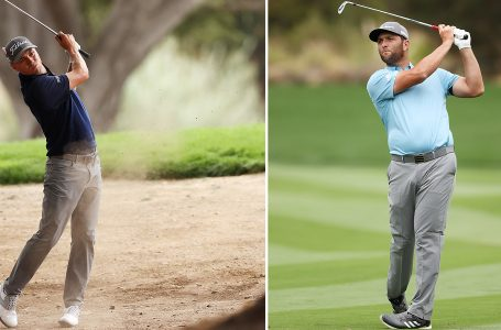 Thomas finishes strong to keep lead as Rahm chases him at ZOZO; Tiger way behind