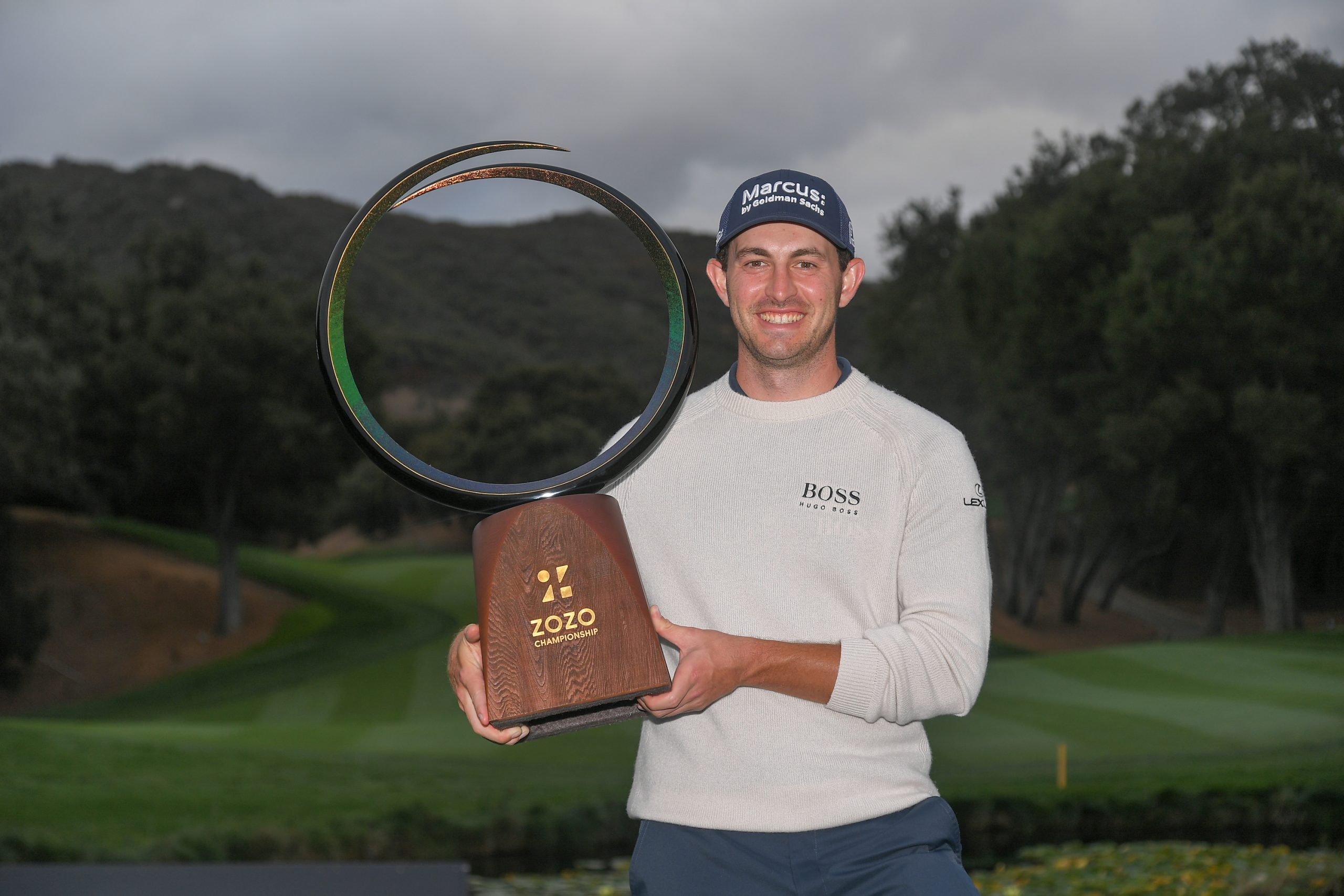 Cantlay rallies to win and end 16-month drought at Zozo; Woods way behind