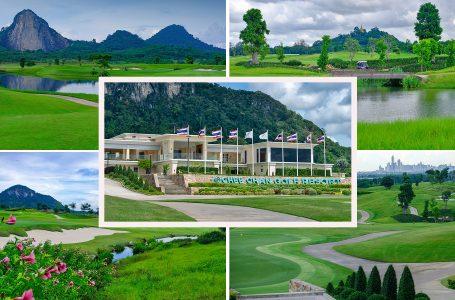 """Chee Chan Golf Resort Voted """"Thailand's Best Golf Course2020"""""""