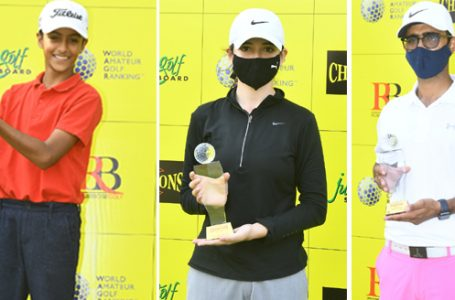 Younger Randhawa, Zorawar, claims maiden title at Champions Links Challenge