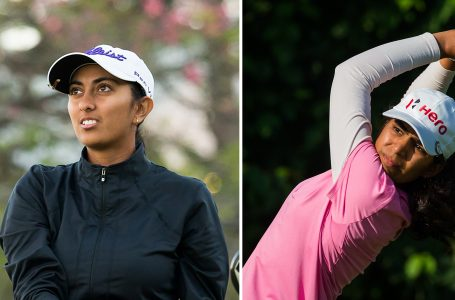 Diksha rides a roller coaster to rise to 17th in Dubai; Aditi, too, rises to 17th
