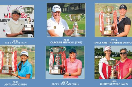The Indian connection at Dubai Moonlight Classic – 4 Indians and 6 Indian Open Champs