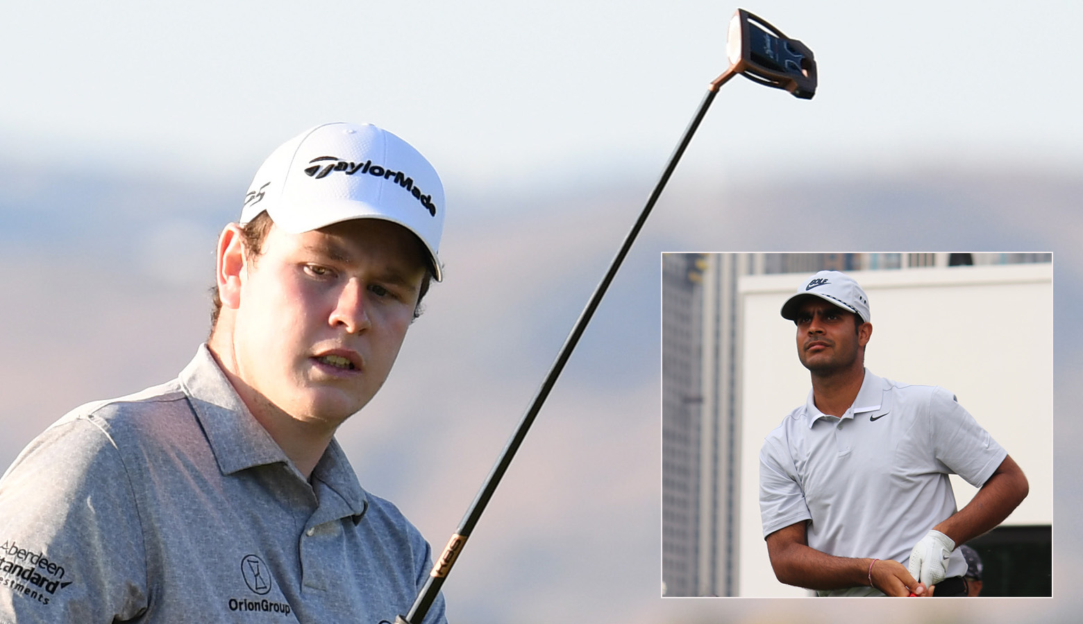 Confident Sharma shows good form with 4-under 67; placed 9th in Cyprus