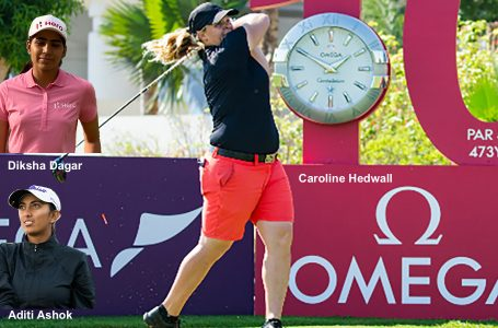 Diksha and Aditi in with a shot at Top-10 finish in Dubai