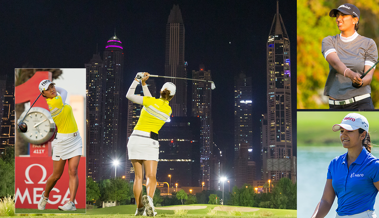 Aditi's stunning 64 takes her to 6th; Tvesa is 27th and Minjee wins playoff in Dubai