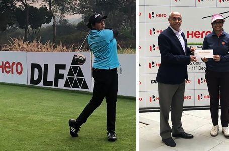 Amandeep Drall wins eighth leg of Hero WPGT by three shots; Seher is 2nd