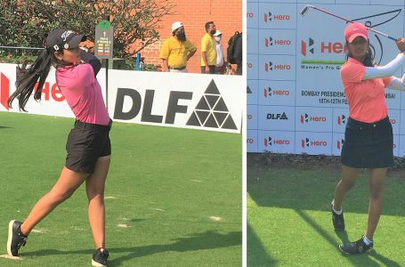 Seher leads by 3 as amateur Avani, Amandeep chase her in Hero WPGT