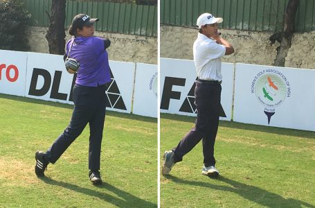 Amandeep, Hitaashee share lead after Round 1 in 4th leg of Hero WPGT