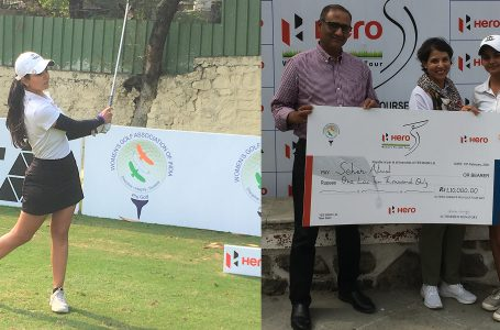 Indian golf legend, Arjun Atwal's niece Seher grabs maiden pro win in 4th leg of Hero WPG Tour