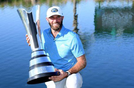 Johnson wins second Saudi International title in 3 years