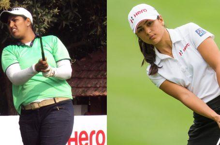 Saaniya leads by one shot over Tvesa, Bakshi sisters in 5th leg of Hero WPGT