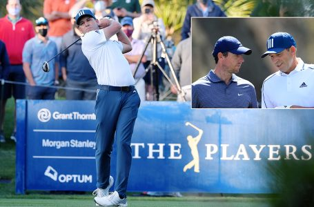 Lahiri struggles to 78, McIlroy shoots 79; Garcia leads with 65 on tough first day at Players