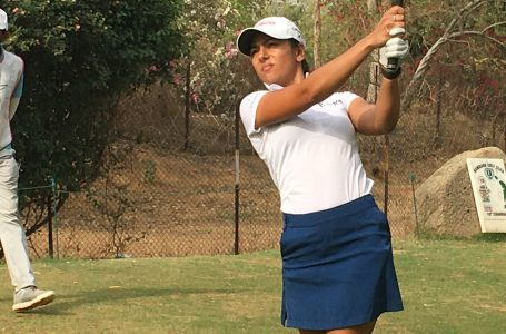 Tvesa finds her touch on the greens, takes 3-shot lead in 6thleg of Hero WPGT