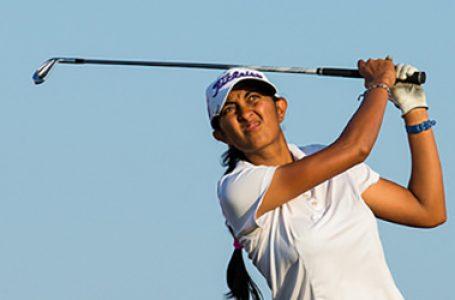Aditi Ashok makes a smart move up to Tied-24th at LPGA