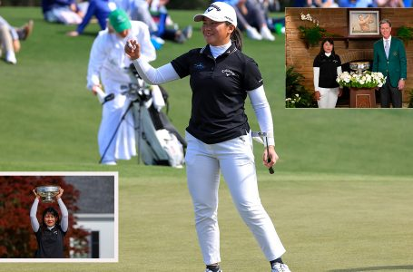 Japan's 17-year-old Kajitani Wins 2nd Augusta National Women's Amateur in play-off