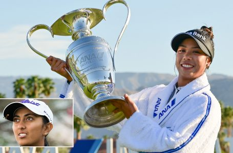 Thai rookie Patty claims first major at 2021 ANA Inspiration; Aditi 67th