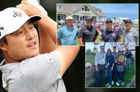 KH Lee blog – The 2010 Asiad gold helped Lee choose golf over violin