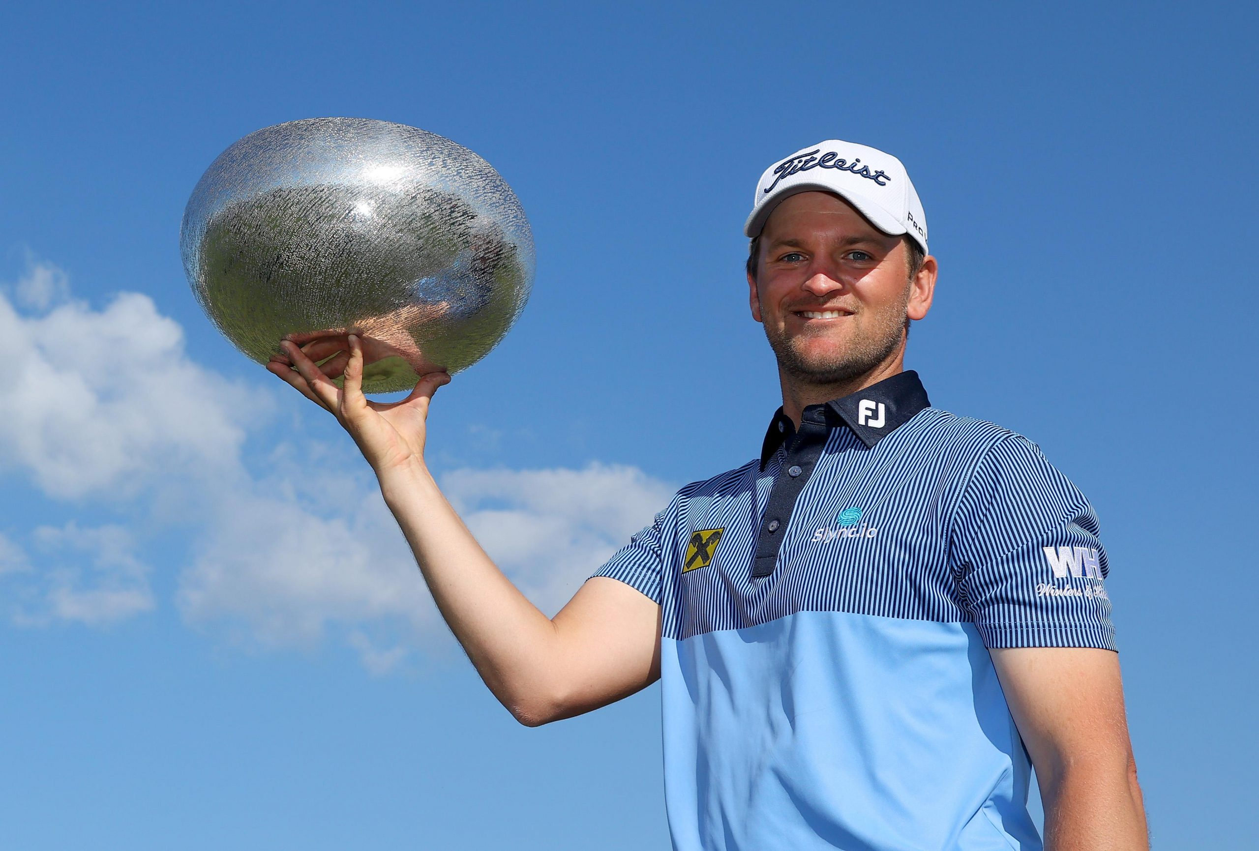 Win a nice b'day present for parents, says Wiesberger; gets into USO