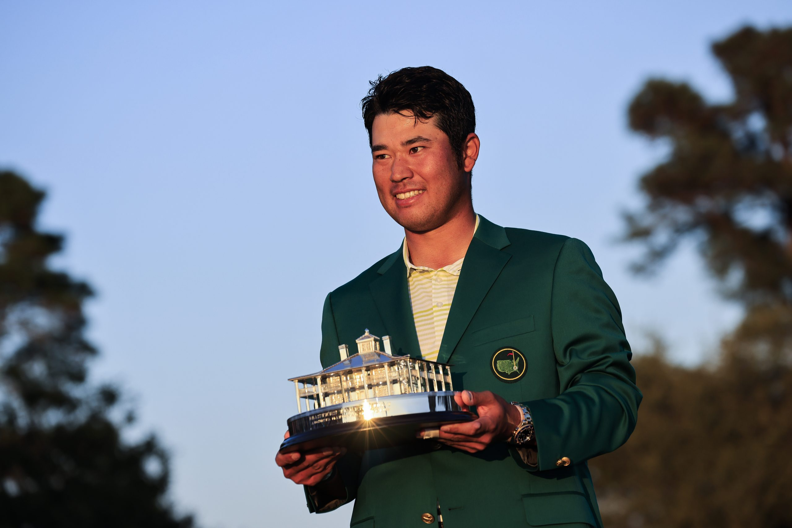 Magical Matsuyama makes Masters history for Asia by winning at Augusta