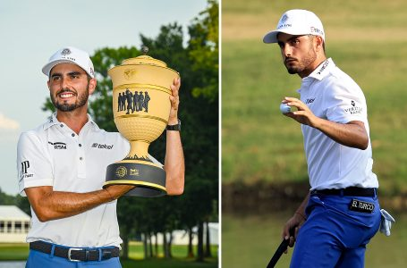 Ancer blog – This win is for my father, says Mexico's first world golf champion