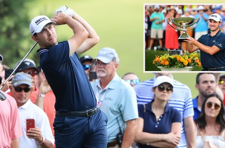 Blog – Cantlay makes $ 15m, but says 'money is not what drives him to play golf'