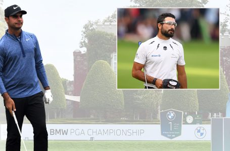 Sharma closes with four birdies in a row, rises to 12th at Wentworth