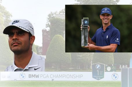 In-form Shubhankar fires 66 to grab Top-10 at high-profile BMW PGA