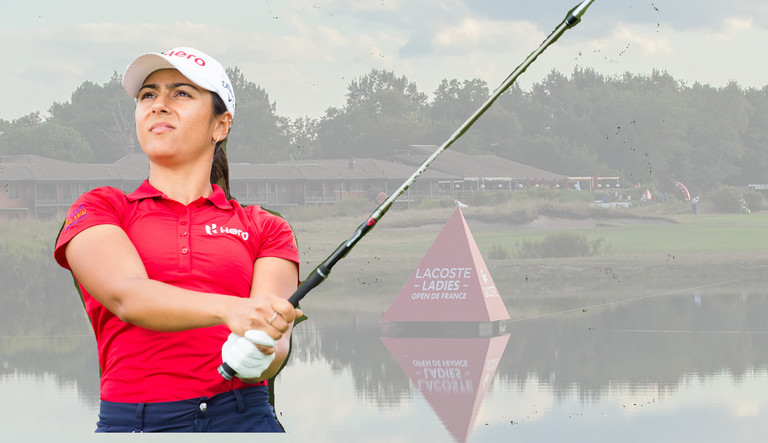 Tvesa Malik T-10 after first round in France