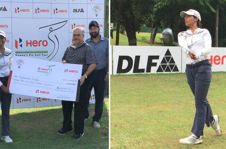Chandigarh's Lakhmehar wins maiden Hero WPG Tour title